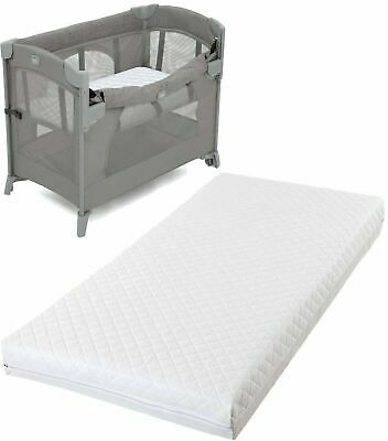 £17.60 • Buy Xtra Thick Travel Cot Mattress For Graco,Redkite And Mamas & Papas 95 X 65 X 5cm