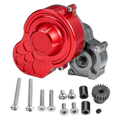 £19.99 • Buy Complete Full Metal Gearbox For 1/10 Rc Crawler Car Axial SCX10 Upgrade Parts UK