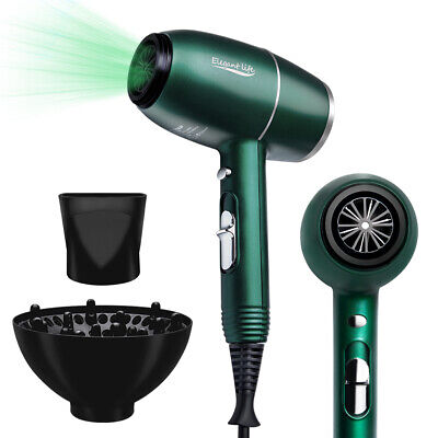 £12.99 • Buy 1500W Professional Style Hair Dryer Nozzle Concentrator Blower Pro Salon Heat UK