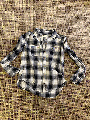£13.99 • Buy Hollister Womens Checked Shirt Size UK Small