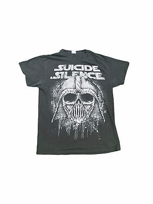£14 • Buy Suicide Silence Black Graphic Tee