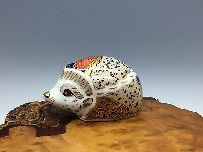 £56.44 • Buy Royal Crown Derby - Hawthorn Mother Hedgehog Paperweight With Stopper
