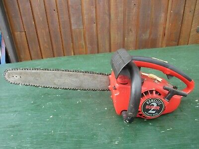 £36.36 • Buy Vintage HOMELITE SUPER 2 Chainsaw Chain Saw With 16  Bar