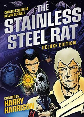 £16.76 • Buy The Stainless Steel Rat: Deluxe Editi By Harry Harrison Carlos Ezquerra New Book