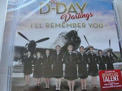 £4.99 • Buy The D-Day Darlings ~ I'll Remember You NEW SEALED CD Wartime Songs / Singalong