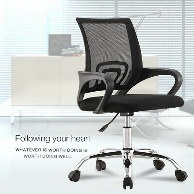 AU53.90 • Buy Gaming Computer Chairs Office Chair Mesh Back Executive Seating Study Seat