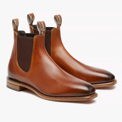£357.14 • Buy RM Williams Chinchilla Boot - RRP 744.99 - FREE WORLDWIDE EXPRESS POSTAGE - SALE