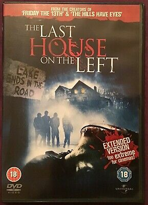£2.70 • Buy The Last House On The Left - DVD Extended Cut (2008) Wes Craven,Sean Cunningham