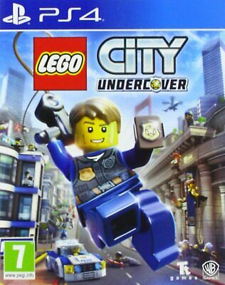 AU39 • Buy LEGO City Undercover PS4 New & Sealed FAST POST