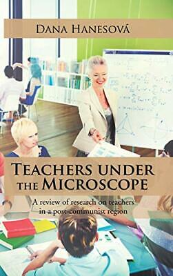 £28.01 • Buy Teachers Under The Microscope: A Review Of Research On Teacher By False New Book