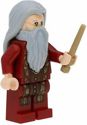 £5.95 • Buy LEGO Minifigure - HARRY POTTER ALBUS DUMBLEDORE From 75954Brand New