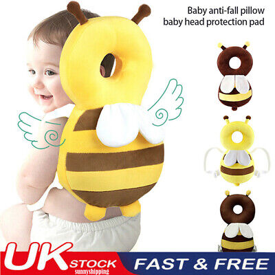 £8.05 • Buy Baby Head Protection Pad Toddler Headrest Anti Fall Pillow Walker Safety Cushion