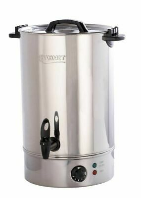 £64.99 • Buy Cygnet 20L Counter Top Water Urn Water Boiler MFCT1020 For Catering Events Tea
