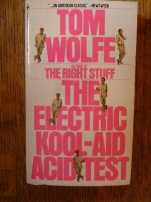 £22.99 • Buy The Electric Kool-Aid Acid Test By Wolfe, Tom Book The Cheap Fast Free Post