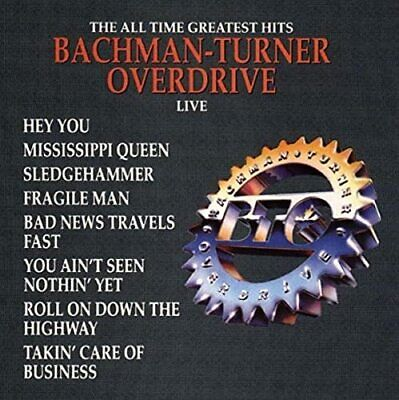 £5.53 • Buy Bachman Turner Overdrive - All Time Greate... - Bachman Turner Overdrive CD U9VG