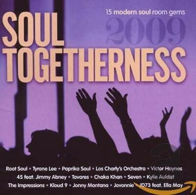 £9.43 • Buy Various Artists - Soul Togetherness 2009 - Various Artists CD 9EVG The Cheap The