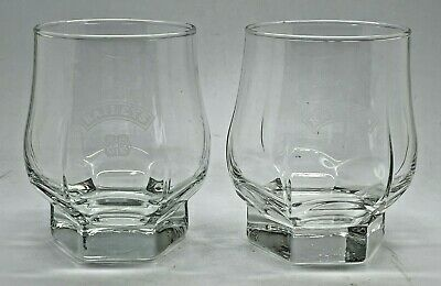 £14.99 • Buy Pair Of Baileys Glasses - Glass Pub Bar Two Home 2 Whisky Whiskey