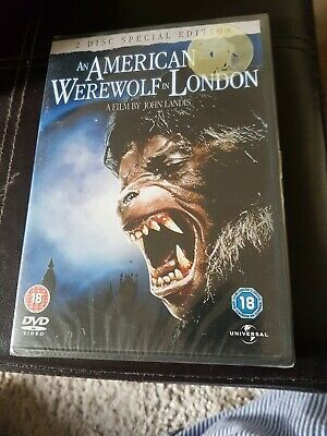 £4.25 • Buy Brand New An American Werewolf In London Special 2 Disc Edition  (DVD, 2009)