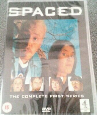 £2.36 • Buy Spaced Series One (1)*dvd*simon Pegg*tv Comedy*new And Sealed