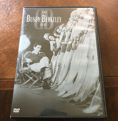 £3.64 • Buy The Busby Berkeley Disc (DVD, 2006, 163 Minutes)
