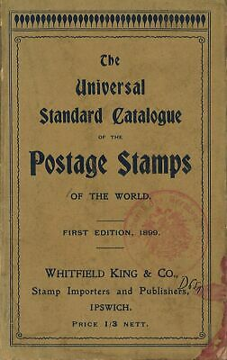£29.46 • Buy The Universal Standard Catalogue Of The Postage Stamps Of The World