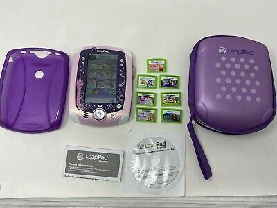 £47.28 • Buy LeapFrog LeapPad2 Disney Princess Kids Tablet With 7 Games And Case Olivia Brave
