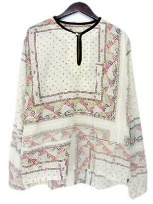 £691.36 • Buy VISVIM TUNIC PO PATCHWORK Poncho Shirt Size 2 Made In Japan Used From Japan