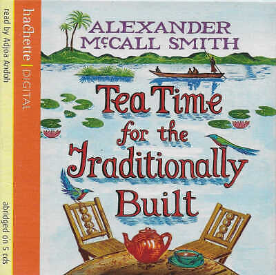£9.99 • Buy ALEXANDER McCALL SMITH - Tea Time For The Traditionally Built - CD Audio Book