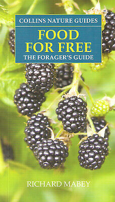 £8.45 • Buy MABEY RICHARD WILD FOOD BOOK FOOD FOR FREE FORAGING COLLINS NATURE GUIDE Bargain