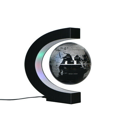 £27.57 • Buy 6 Inch Shape Durable ABS Magnetic Floating Globe Decoration With LED Light