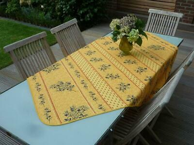 £14.82 • Buy Tablecloth Provence 120x150 CM Olives Sunny Yellow From France Non-Iron