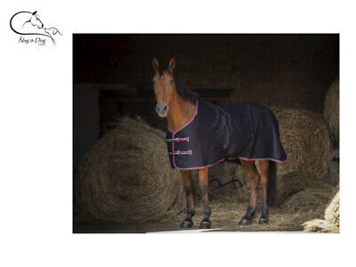 £34.99 • Buy Equitheme Cooler SUMMER SHEET Stable Travel X Surcingles  FREE DELIVERY
