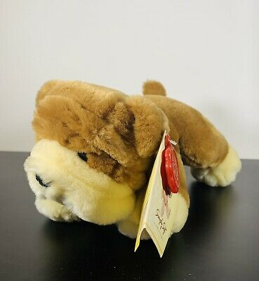 £9.99 • Buy Keel Toys Simply Soft Collection Buster The Bulldog  Plush Toy With Tag