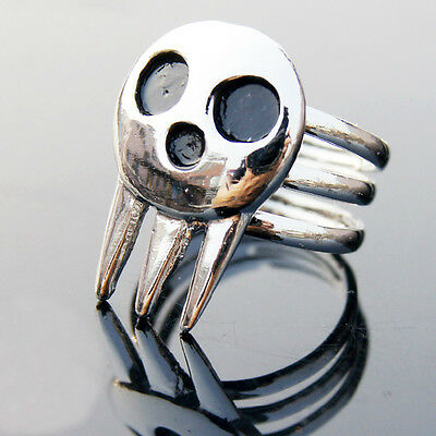 £3.51 • Buy HOT Anime Soul Eater Death The Kid Ring Cosplay Prop Gift