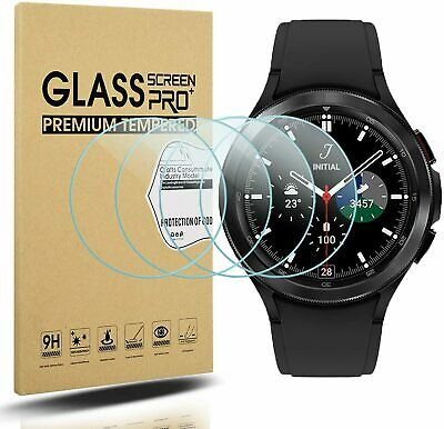£2.75 • Buy For Samsung Galaxy Watch 4 Classic 46MM Tempered Glass Screen Protector Watch