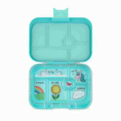 AU42.96 • Buy Yumbox Original 6 Compartment Leakproof Bento Lunchbox