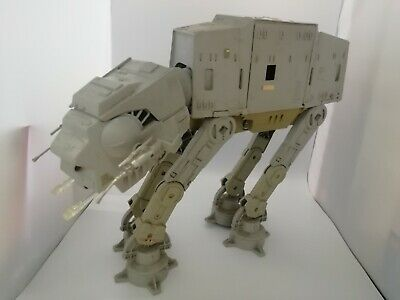 £150 • Buy Vintage Star Wars ESB 1980s Kenner AT-AT With Complete With Working Electrics