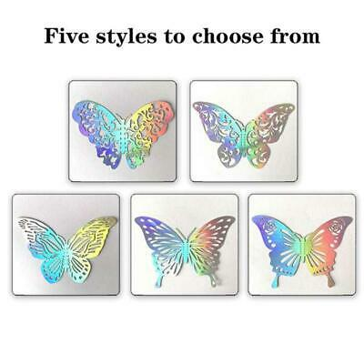 AU2.45 • Buy 12PCS 3D Butterfly Wall Stickers Art Decals All Room Decorations