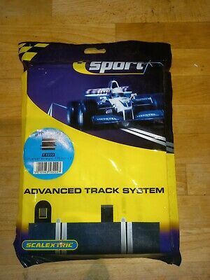 £14.95 • Buy  Scalextric Sport To Classic Track Converter Half Straight C8222 X 2 New Sealed