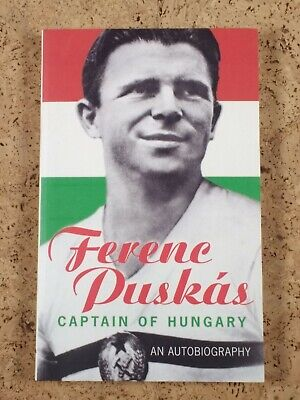 £7.99 • Buy Ferenc Puskas - Captain Of Hungary - An Autobiography (Paperback, 2007)