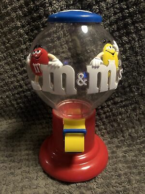 £9.99 • Buy M&M's Chocolate Sweet Candy Dispenser - Red Yellow Blue Server MnM M And M