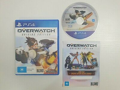 AU25 • Buy OVERWATCH Sony PS4 Video Game