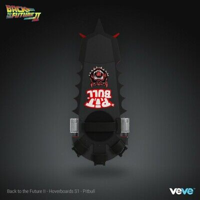 £100 • Buy VEVE - Back To The Future Pt II - Hoverboards S1 -  PITBULL  - UR - #0429 - NFT