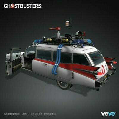 £150 • Buy VEVE - Ghostbusters 1:6 Ecto-1 (Interactive) - Common - #0318 - NFT FA