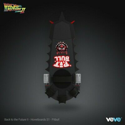 £150 • Buy VEVE NFT Back To The Future Pt II - Hoverboards S1 - PITBULL Ultra Rare - #0300