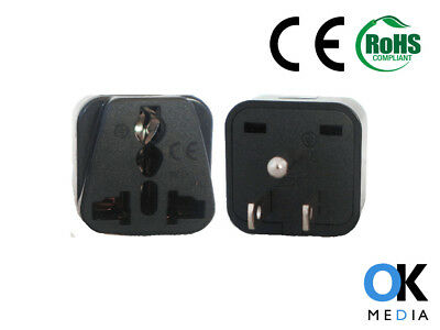 AU11.02 • Buy UK To US Canada | UK To Japan Thailand Philppines | Travel Adapter