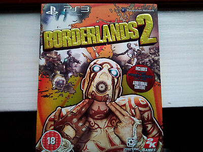 £7.99 • Buy Borderlands 2 Ps3 - Includes Premier Club Additional Content