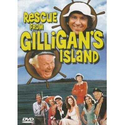 £5.81 • Buy RESCUE FROM GILLIGAN'S ISLAND - [Slimcase] DVD NEW/SEALED