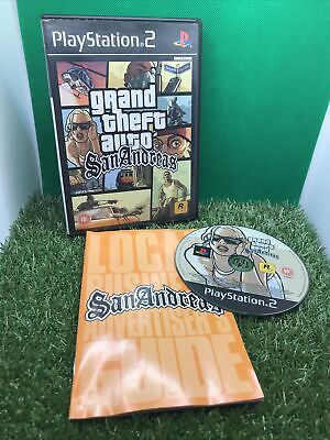 £4.67 • Buy Grand Theft Auto: San Andreas (PS2) Adventure: Free Roaming Fast And FREE P & P