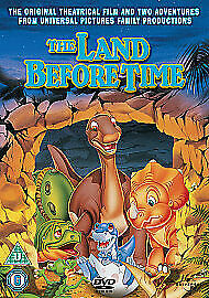 £1.30 • Buy The Land Before Time - Series 1, 2 And 3 (DVD, 2011)